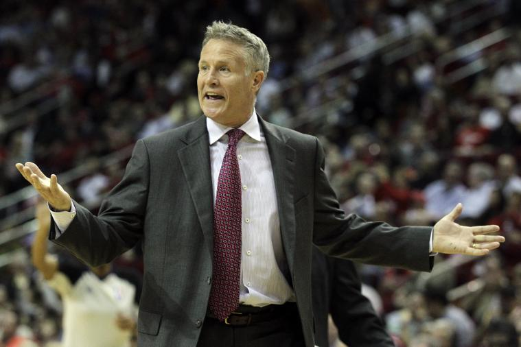 Brett Brown: No Free Agent Will Want to Join Philadelphia 76ers at This Stage