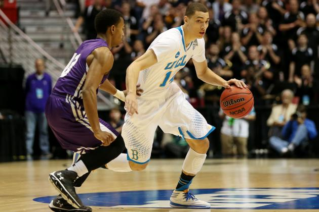 UCLA Freshman Zach LaVine to Declare for NBA Draft