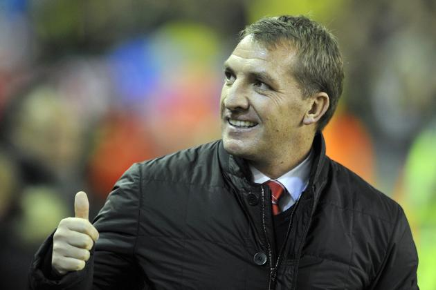 Brendan Rodgers: Key Quotes from Liverpool vs. Spurs Pre-Match Press Conference