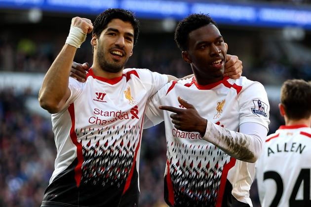 Unconventional Suarez-Sturridge Pairing Just One Secret of Liverpool's Success