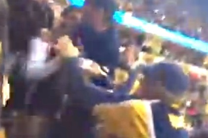 Miami Heat and Indiana Pacers Fans Brawl in Stands During Wednesday Game
