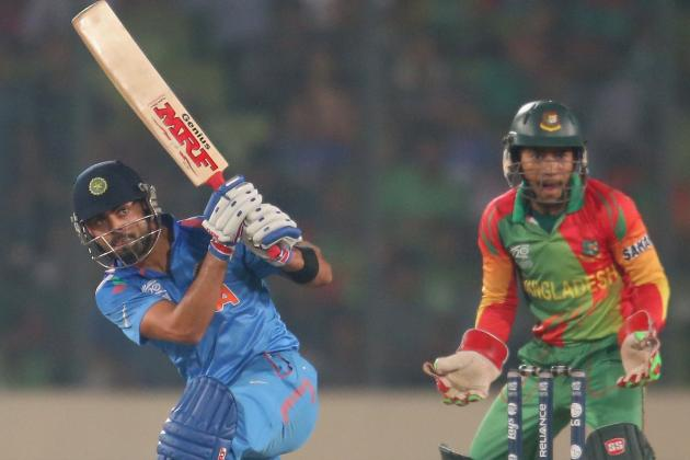 India vs. Bangladesh, World T20: Video Highlights, Scorecard, Report