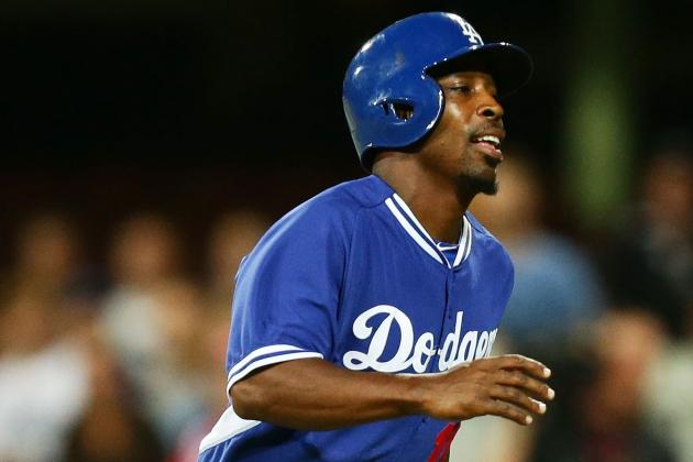 Chone Figgins Is Cherishing His Opportunity with the Dodgers