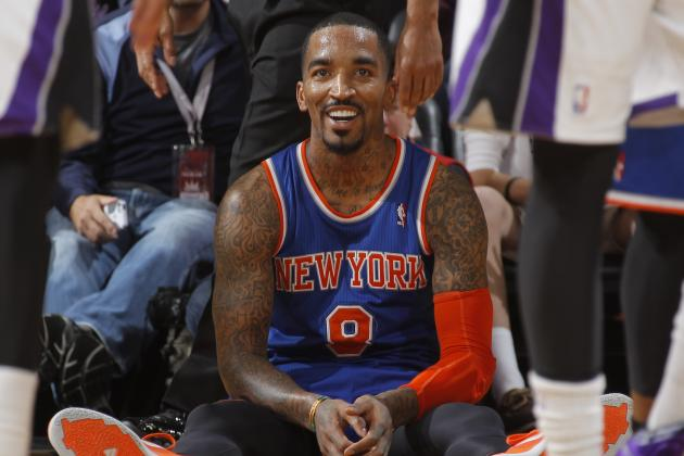 Why J.R. Smith Might Have Future with Phil