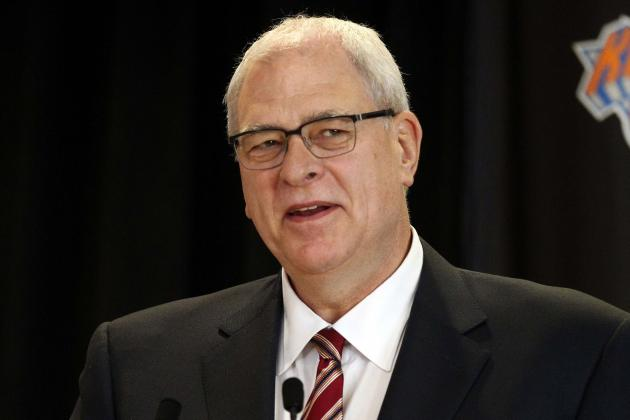 Phil Jackson Would Be More Effective as Knicks Coach...