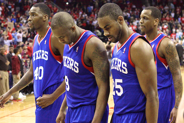 Could NCAA All-Star Team Beat These Philadelphia 76ers?