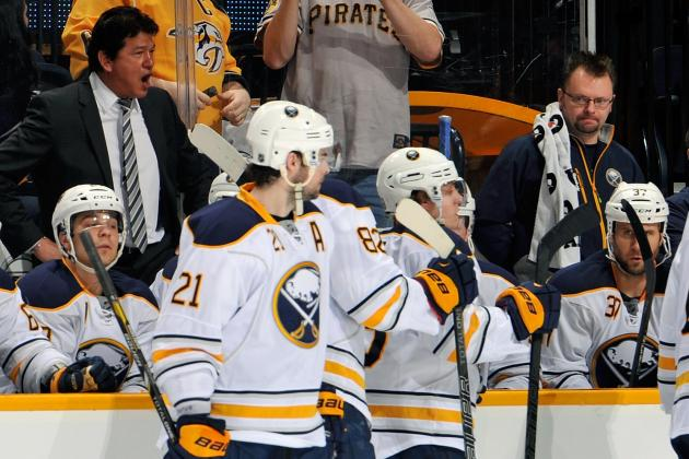 Sabres at Risk of Becoming NHL's Lowest-Scoring Team Since 1936