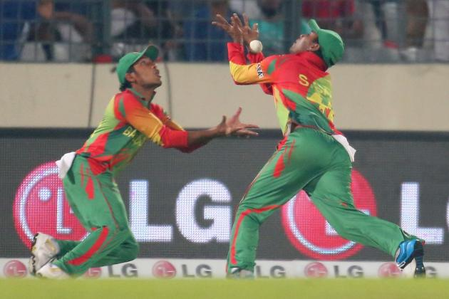 Bangladesh vs. Pakistan, World T20: Date, Time, Live Stream, TV Info and Preview