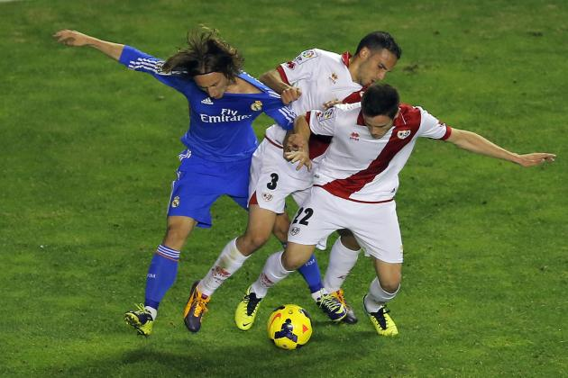 Real Madrid vs. Rayo Vallecano: Date, Time, Live Stream, TV Info and Preview