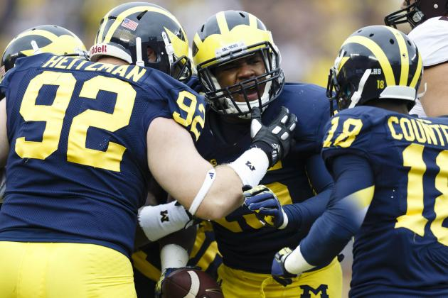 Michigan Football: 5 Players Who Should See Their Roles Expanded in 2014