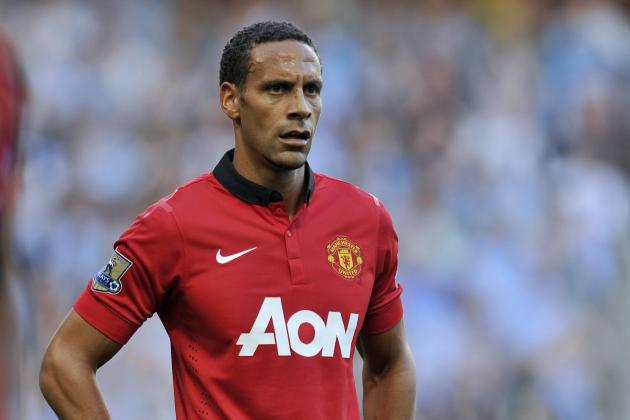 Rio Ferdinand Is Too Embarrassed by Manchester United Form to Leave the House