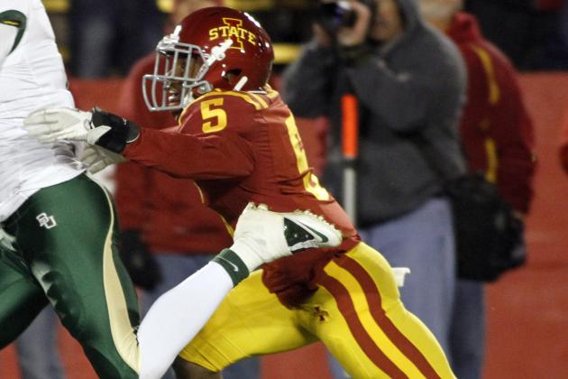 Jets Sign FA Jeremy Reeves from Iowa State