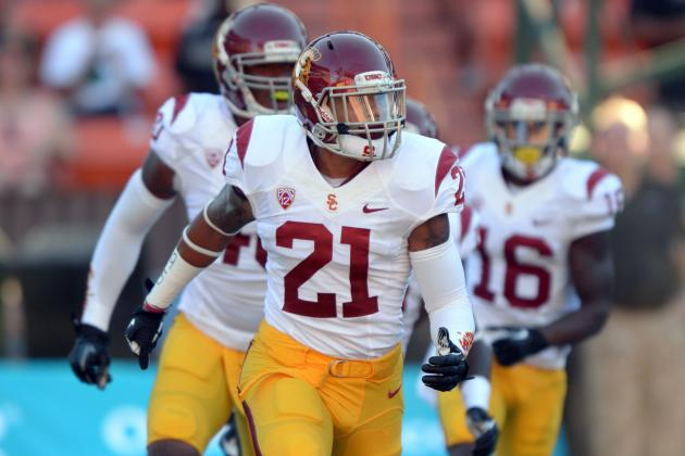 USC Safety Su'a Cravens Eager for Leadership Role
