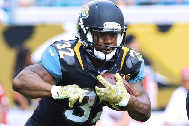Maurice Jones-Drew and Raiders Agree on 3-Year Deal: Latest Details, Analysis