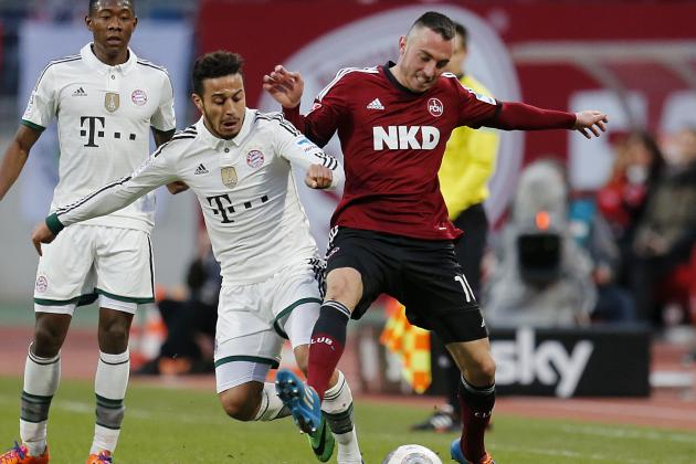 Arsenal Transfer Rumours: Josip Drmic Would Be Step in Right Direction