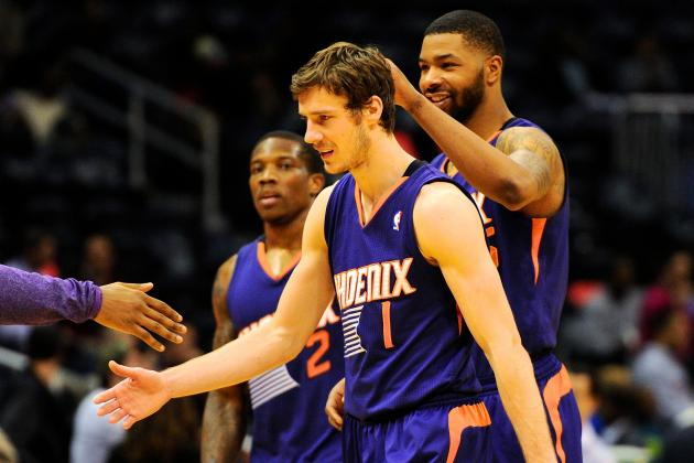 Suns Trading Beauty for Playoff Beards