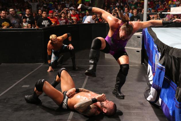 Analyzing the Anatomy of the Perfect Triple Threat Match