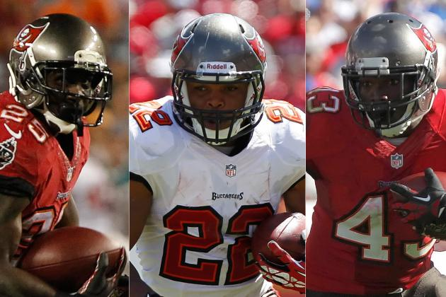 Bucs Will Use Rotation at RB