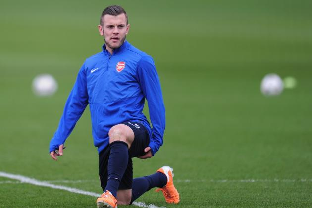 Why Jack Wilshere Belongs at Arsenal Under Arsene Wenger