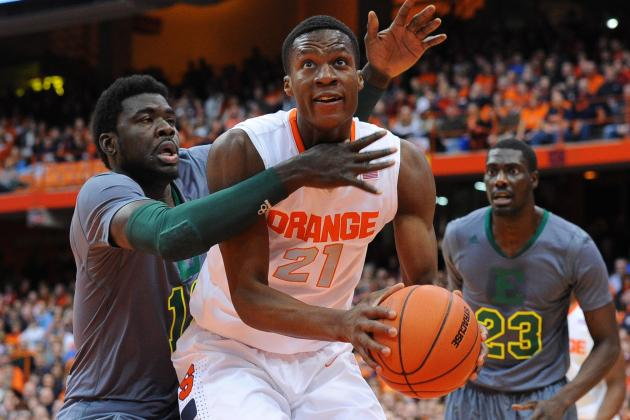 Syracuse Forward Tyler Roberson Flashed Potential in Freshman Year