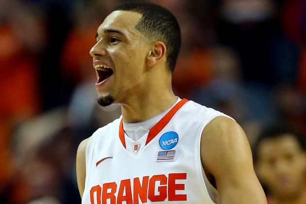 NBA Scouts Weigh In on Syracuse's Tyler Ennis
