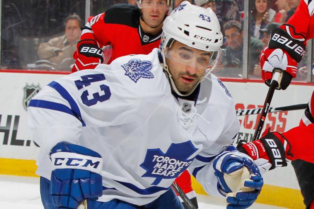 Leafs' Kadri: 'We Are Playing for Our Lives'