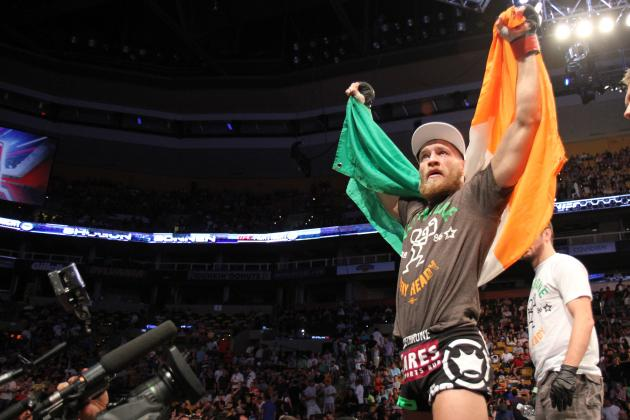 Conor McGregor Slams Diego Sanchez, Jose Aldo and Ricardo Lamas