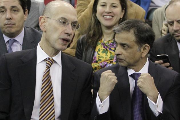 Sacramento Kings Owner Latest to Propose Tanking Fix
