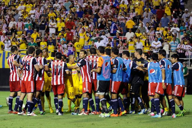 Guadalajara vs. America: El Super Clasico Date, Time, Live Stream and TV Info