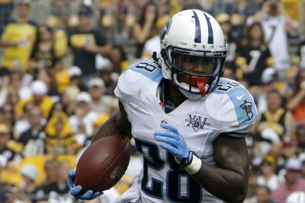 Chris Johnson Rumors: Latest Buzz Surrounding CJ2K's Future with Titans