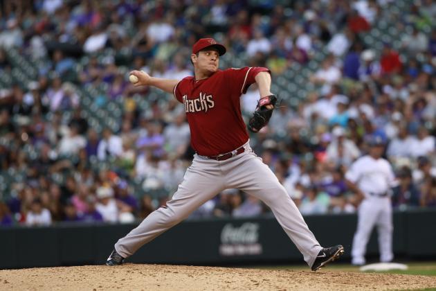 MLB Rumors: Latest News Surrounding Alfredo Aceves, David Hernandez and More