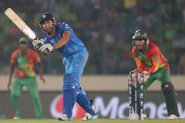 World T20 Group Tables 2014: Predicting All Semi-Finalists After Match 24