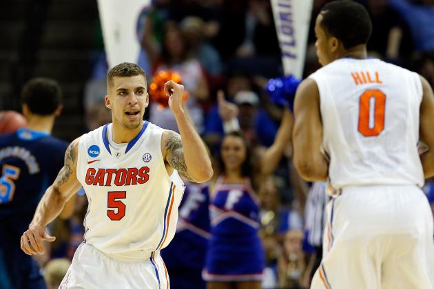 March Madness Scores: Highlighting Best Sweet 16 Action so Far