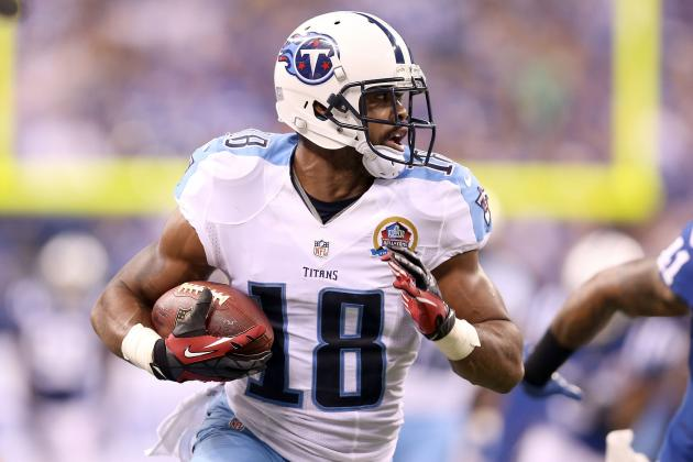 Kenny Britt's Future in the NFL Hinges on Selecting the Right Destination