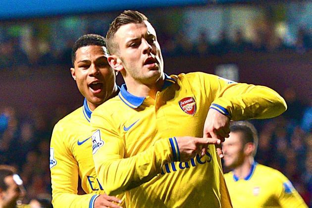 Why Jack Wilshere Belongs at Arsenal Under Arsene Wenger