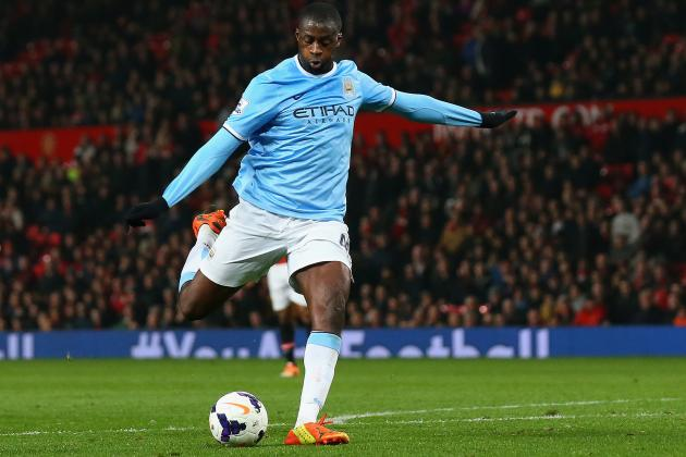 Pellegrini Backs Toure for Player of the Year