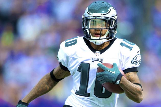 DeSean Jackson's Release Should Come as No Surprise, on or off the Field
