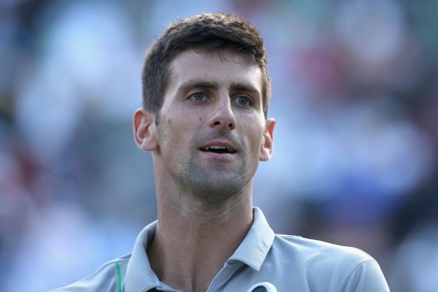 Novak Djokovic and Rafael Nadal to Meet in Sony Masters Final After Withdrawals