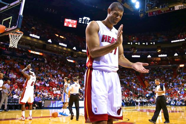 Shane Battier Will Retire After This Season Barring an 'Act of God'