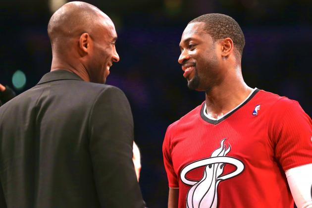 Dwyane Wade Responds to Kobe Bryant's Trayvon Martin-Related Critique