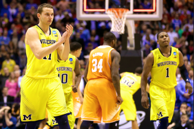 Michigan vs. Tennessee: Score, Twitter Reaction and More from March Madness 2014