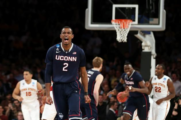 UConn Channeling 2011 National Title Team, Becoming Surprise of NCAA Tournament