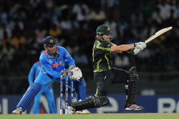 Australia vs. India, World T20: Date, Time, TV Info and Preview