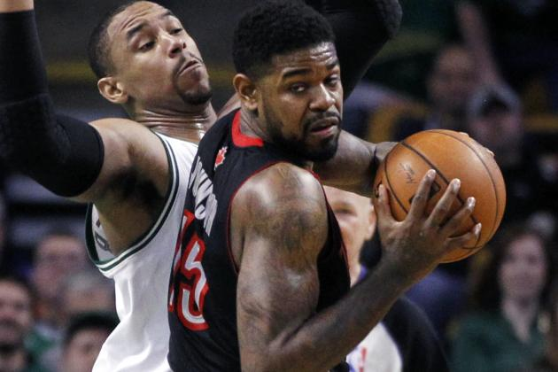 Amir Johnson Game-Winner Clinches Raptors' 1st Playoff Berth Since 2008