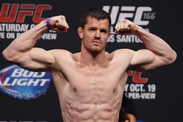 C.B. Dollaway Draws Francis Carmont in UFC: Berlin Co-Main Event May 31