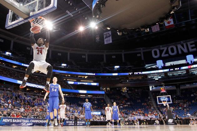 Louisville vs. Kentucky: Live Score, Highlights for Sweet 16 2014