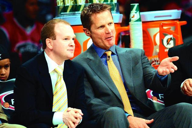 Steve Kerr, Derek Fisher Reportedly Among Candidates for Knicks Head Coach Job