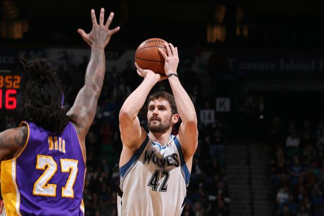 Minnesota Timberwolves Set Records Galore in 36-Point Blasting of LA Lakers
