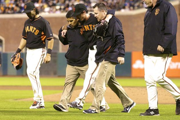 Tim Lincecum Injury: Updates on Giants Star's Knee and Return