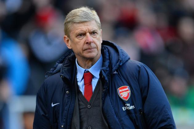 Wenger Says He Will Not Choose His Successor